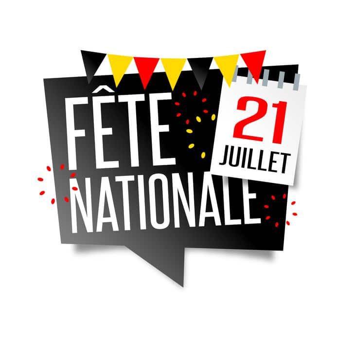 21 juillet / fte nationale Belge