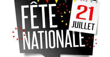 21 juillet / fte nationale Belge