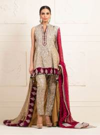 Latest Pakistani Party/Wedding Wear Dresses 2017 for Women ...