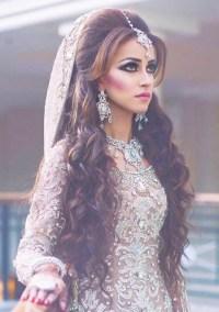 latest Pakistani Bridal Hairstyles 2017 For Girlslatest ...