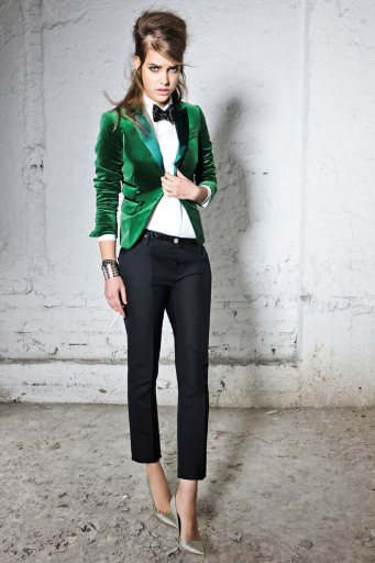 Barbara Palvin for DSquared2 Pre Fall 2012 by Lorenzo Marcucci