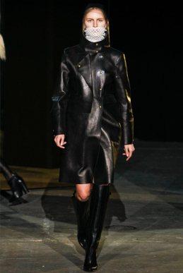 Alexander Wang Fall 2012 | New York Fashion Week