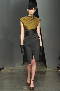 Donna Karan Fall 2012 | New York Fashion Week