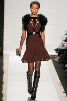 Herve Leger by Max Azria Fall 2012 | New York Fashion Week