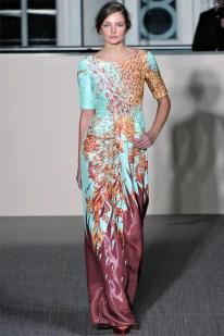 Matthew Williamson Fall 2012 | London Fashion Week