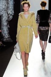 Mulberry Fall 2012   London Fashion Week