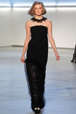 Rodarte Fall 2012 | New York Fashion Week