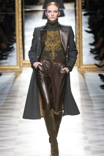 Salvatore Ferragamo Fall 2012 | Milan Fashion Week