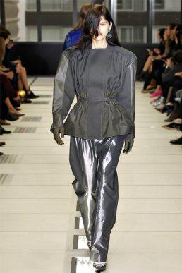 Balenciaga Fall 2012 | Paris Fashion Week