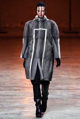 Rick Owens Fall 2012 | Paris Fashion Week