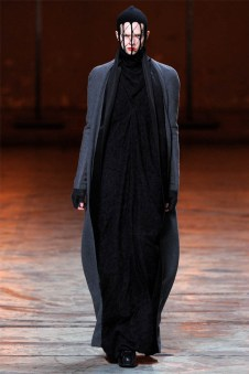 Rick Owens Fall 2012 | Paris Fashion Week