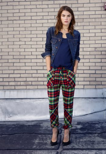 Bambi Northwood Blyth for Textile Elizabeth and James Fall 2012 Collection