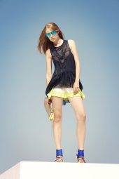 BCBG Max Azrias Resort 2013 Collection Offers Desert Luxe Looks