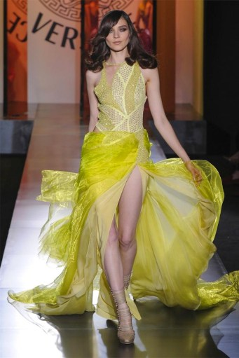 Atelier Versace Fall 2012 | Paris Haute Couture