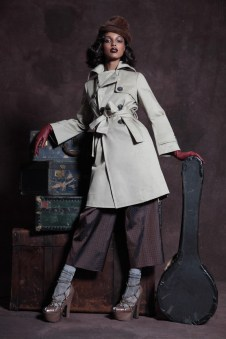 DSquared2s Pre Fall 2013 Collection is Retro Glam