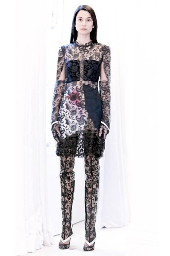 Sarah Baadarani Fall/Winter 2013 Collection
