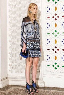 Roberto Cavalli Resort 2014 Collection