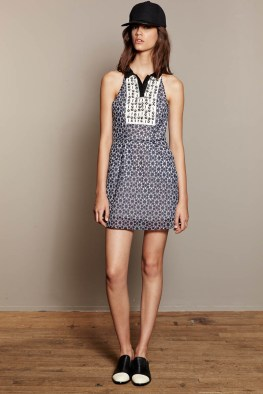 Fashion style Weiland timo resort runway for girls