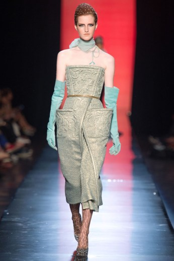 Jean Paul Gaultier Fall 2013 Haute Couture Collection