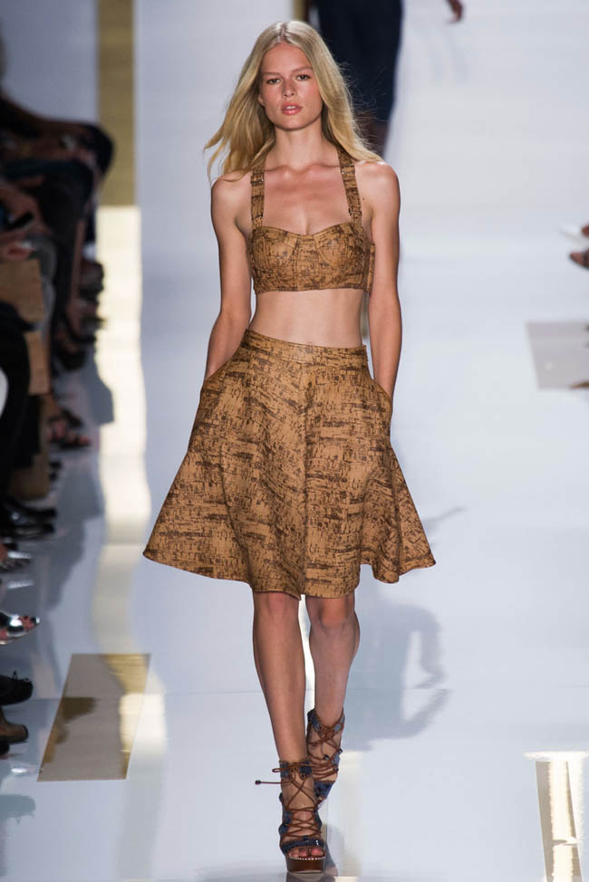 diane von furstenberg spring 2014 18 5 Surprising New York Fashion Week Spring 2014 Trends