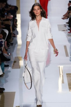 Diane von Furstenberg Spring 2014 | New York Fashion Week