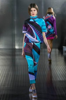 Mary Katrantzou Spring 2014 | London Fashion Week