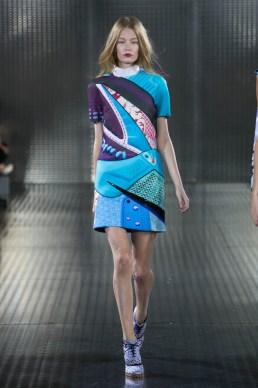 Mary Katrantzou Spring 2014 | London Fashion Week