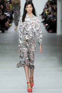 Matthew Williamson Spring 2014 | London Fashion Week