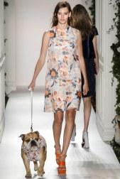 Mulberry Spring 2014   London Fashion Week