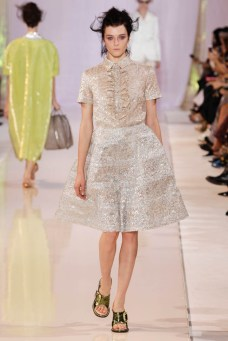 Rochas Spring/Summer 2014 | Paris Fashion Week