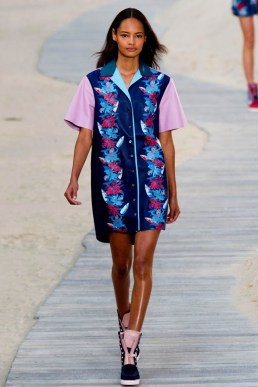 Tommy Hilfiger Spring 2014 | New York Fashion Week