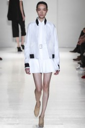 Victoria Beckham Spring 2014 | New York Fashion Week