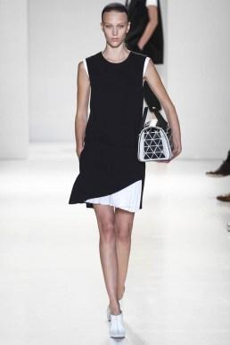 Victoria Beckham Spring 2014   New York Fashion Week