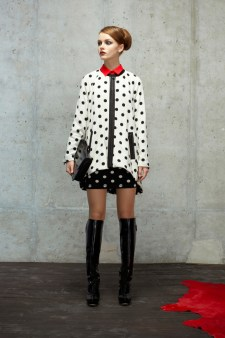 Alice + Olivia Pre Fall 2014 Collection