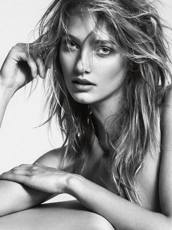 Beautiful Fall Hd Wallpaper Karmen Pedaru Models Michael Kors For Telva Spread