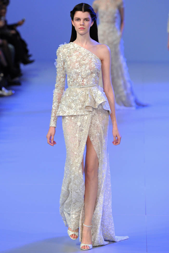 Elie saab haute couture spring summer 2014 for Haute couture list