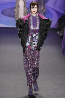 Anna Sui Fall/Winter 2014 | New York Fashion Week