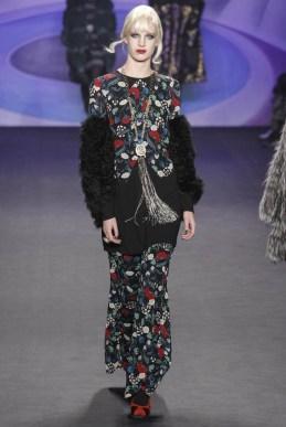 Anna Sui Fall/Winter 2014 | New York Fashion Week