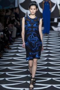 Diane von Furstenberg Fall/Winter 2014 | New York Fashion Week