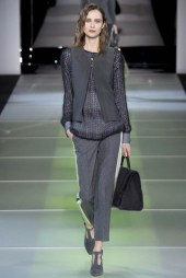 Giorgio Armani Fall/Winter 2014 | Milan Fashion Week