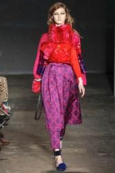 House of Holland Fall/Winter 2014   London Fashion Week