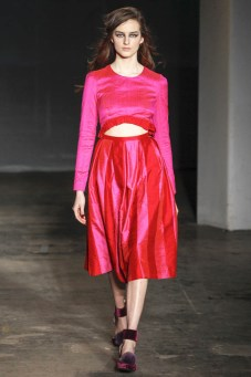 House of Holland Fall/Winter 2014 | London Fashion Week