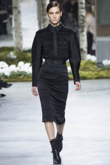 Hugo Boss Fall/Winter 2014 | New York Fashion Week