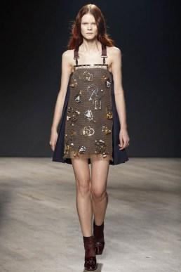 Mary Katrantzou Fall/Winter 2014 | London Fashion Week