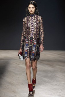 Mary Katrantzou Fall/Winter 2014 | London Fashion Week