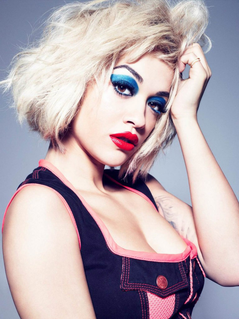 Hd Wallpapers Of Nail Art Rita Ora For Rimmel London Collection