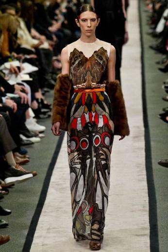 Givenchy Fall/Winter 2014 | Paris Fashion Week