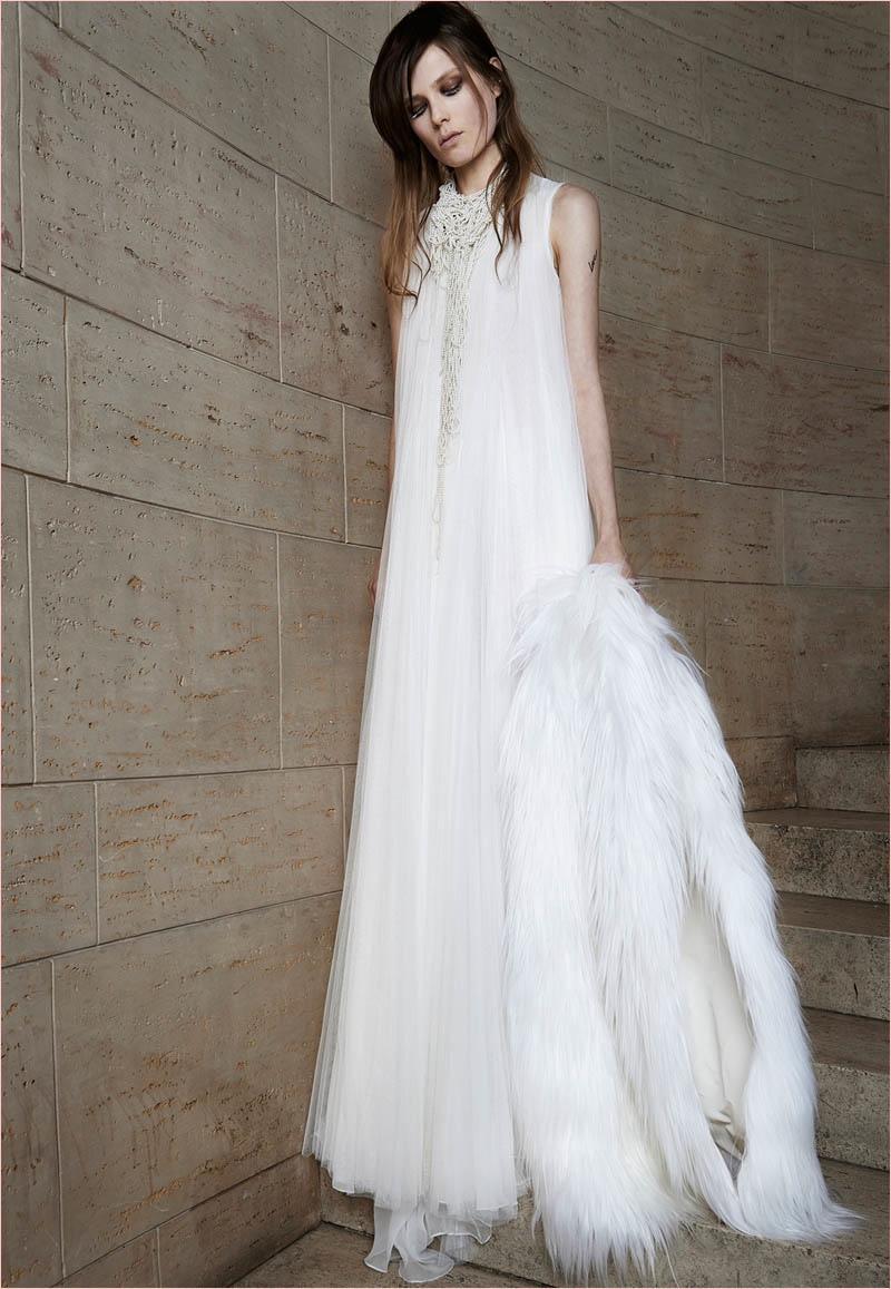 vera wang bridal spring 2015 wedding dresses. Black Bedroom Furniture Sets. Home Design Ideas