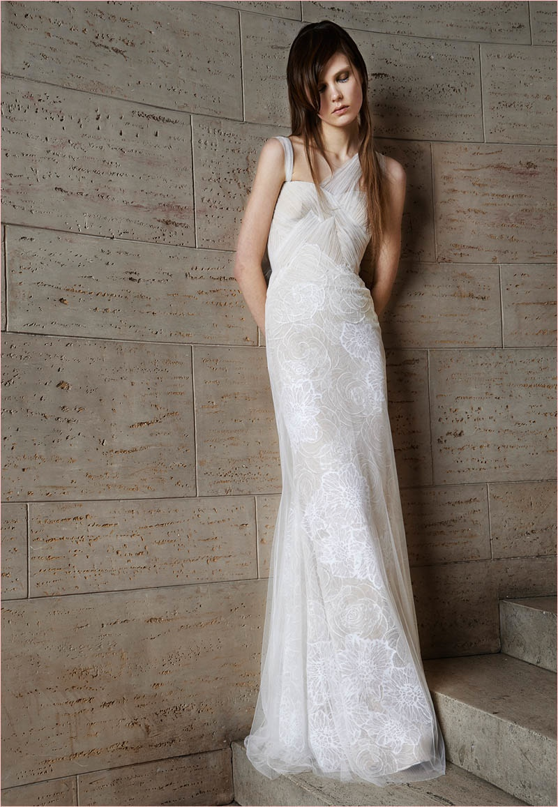 bridal spring 2015 vera wang wedding dresses