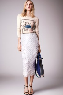 Burberrys Resort 2015 Line is Inspired by Poetry, Book Covers